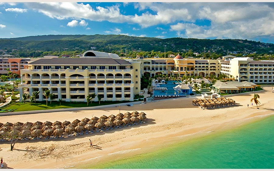 Iberostar Rose Hall Suites – Jamaica 5 nights from $1653 per person (including airfare)