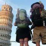 Backpacking through Europe