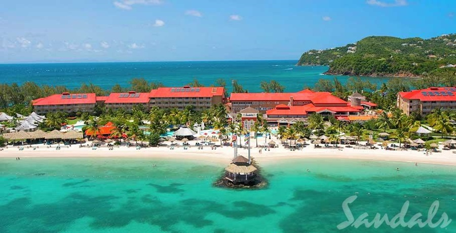 Sandals Grande St. Lucian Resort
